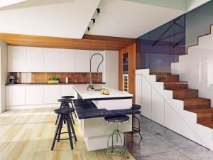 Jak powinno wyglądać efektowne oświetlenie schodów? Zobacz kilka inspiracji!