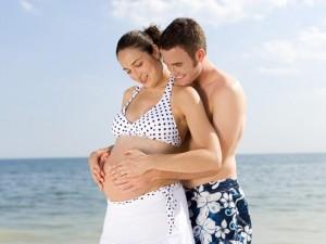 Jak przetrwać upał będąc w ciąży