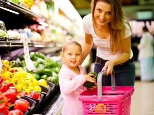 Jak przetrwać zakupy z dzieckiem?