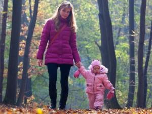 Jak przygotować dziecko do spaceru?