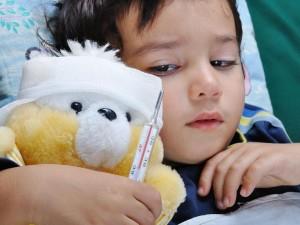 Jak rozpoznać i leczyć grypę u dziecka?