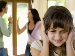 Jak się kłócić przy dziecku