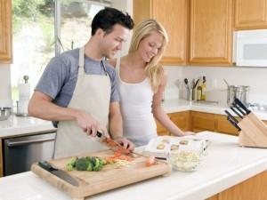 Jak stosować zasady feng shui w kuchni?