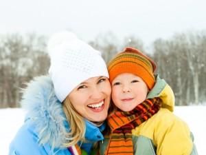 Jak ubierać dziecko zimą?