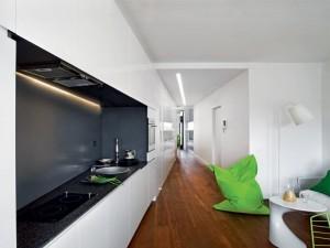 Jak urządzić wąskie mieszkanie