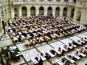 Jak zachować się na egzaminie