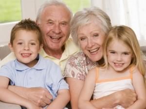 Jak żyć w zgodzie z dziadkami