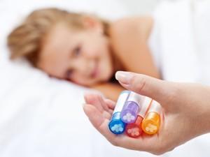 Jakie leki można podać dziecku w czasie choroby?