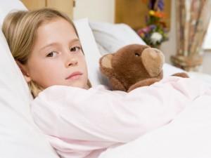 Jakie są skutki braku aktywności chorego dziecka?