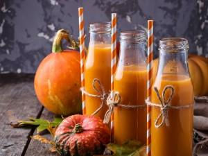 Jesienna bomba witaminowa - sprawdź przepisy na sok z dyni