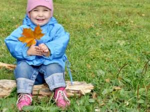Jesienne obuwie dla dziecka