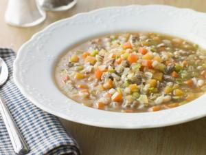 Juszka - zupa ukraińska