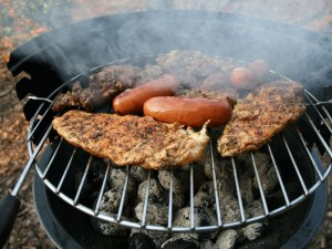 Karkówka z grilla