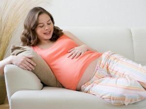 Kiedy w ciąży musisz leżeć