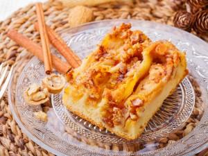 jabłecznik, jabłka, ciasto z jabłkami