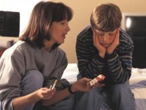 Kłopoty z nastolatkiem
