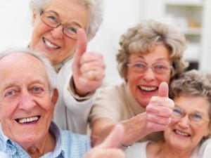 Kluby seniora – miejsca miłych spotkań