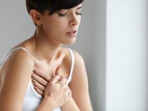 Kłucie w klatce piersiowej