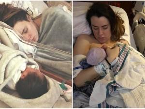 Kobieta prawie zmarła po porodzie z powodu sepsy. Przez tydzień ignorowała objawy, bo rodzina wmawiała jej, że przesadza