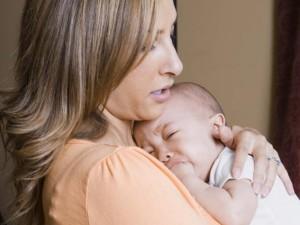 Kolka u niemowlęcia