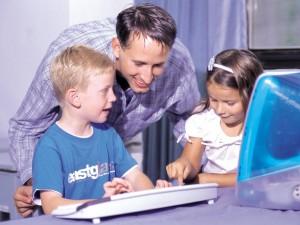 Komputerowe dzieciaki