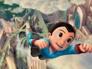 "Konkurs ""Przygody Astro Boya"""