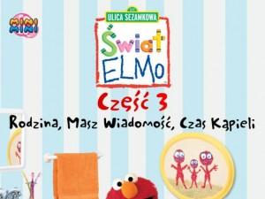 """Konkurs """"Przygody Elmo"""""""