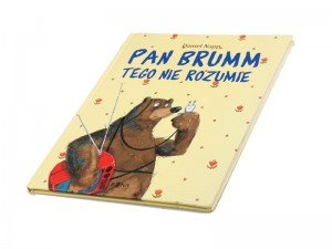 Książka - Pan Brum tego nie rozumie