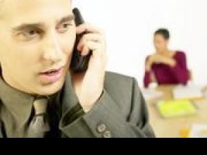 Kulturalne odbieranie telefonu