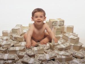 Lekcja finansów dla dziecka