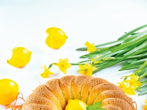Lekka i puszysta - sprawdź nasze przepisy na babkę cytrynową