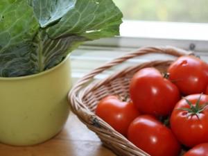 Lubimy pomidory, ale jemy coraz mniej kapusty