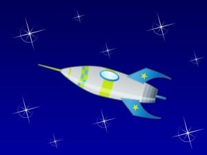 Mały kosmita – bajka o samodzielności