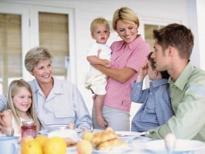 Mama, babcia czy teściowa