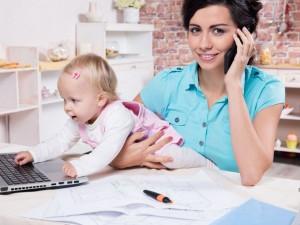 Mama podbija rynek pracy!
