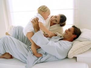 Mąż zazdrosny o dziecko