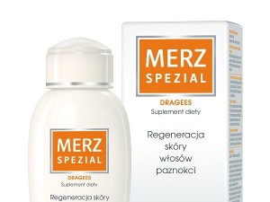 Merz Spezial – na ratunek skórze, włosom i paznokciom