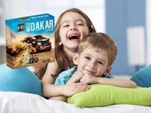"""""""Mój Dakar"""" - emocjonująca gra dla całej rodziny!"""