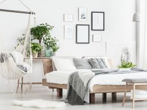 """Motywy roślin, styl """"tech-free"""" i... Poznaj trendy wnętrzarskie na 2018 rok!"""
