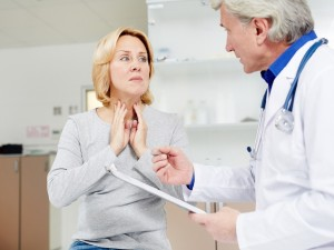 Chrypka bez bólu gardła