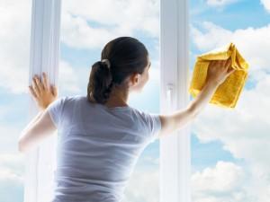 Mycie okien - bez smug!