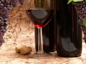 Na czyj grób wylewa się wino?