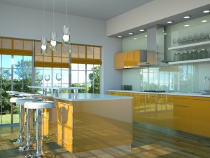 Na jaki kolor pomalować kuchnię?