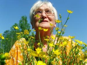 Nadopiekuńcza babcia