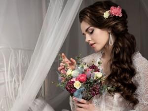 Najpiękniejsze fryzury ślubne na 2016 rok!