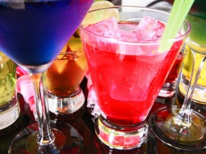 Napoje i drinki na prywatkę