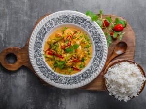 Nasycone aromatami Azji - sprawdź nasze przepisy na curry