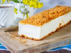 Nie jadłeś jeszcze styropianu? Nie poczujesz, że ten sernik jest bez sera!