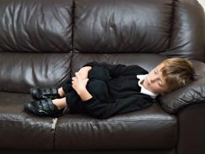 Nie okazuj dziecku uczuć, czyli tzw. zimny wychów