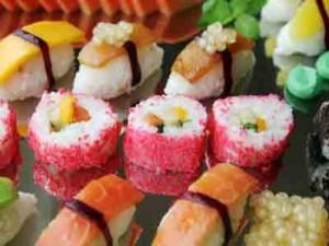 Nie tylko ryba, czyli sushi dla jaroszy